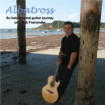 Albatross CD Cover Art